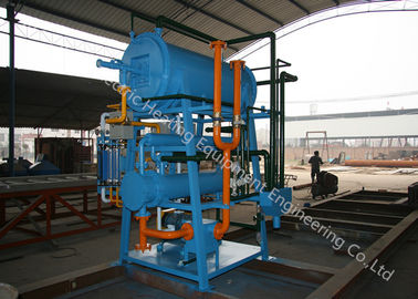 100 Nm³/H Exothermic Gas Generator Safe Protective Atmosphere Producing For Thermal Treatment