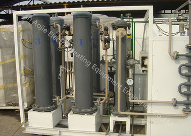 Ammonia Dissociator Furnace Brazing Equipment 40kw With 30Nm3/H Gas Production